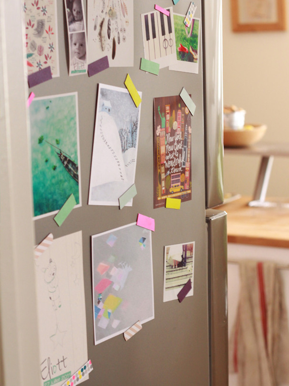 10 propuestas diy para decorar con washi tape