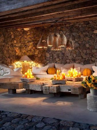 Motivos para decorar con velas