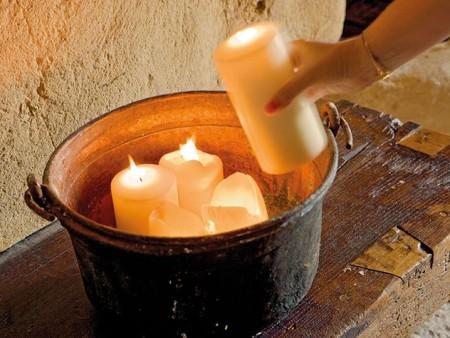 Aprende cómo decorar con velas