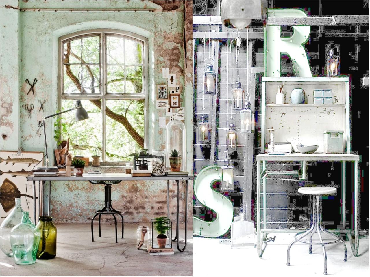 Decoracion Vintage De Interiores. Affordable Vivir Entre Decoracin ...