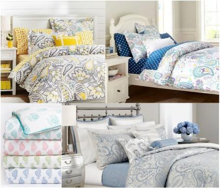 Estampados originales: camas