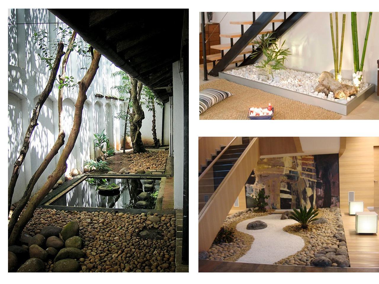Tus 7 inspiraciones de decoraci n de terrazas interiores - Jardines con estilo ...