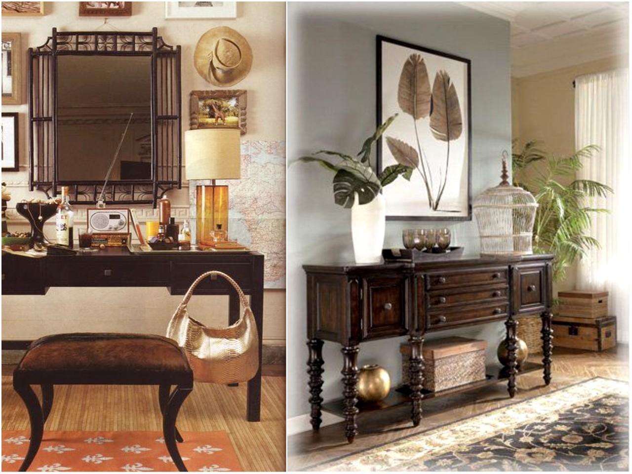 Consigue un dormitorio de estilo colonial en 7 pasos - Decoracion salon colonial ...