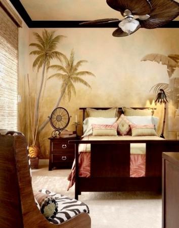 Dormitorios estilo colonial exóticos