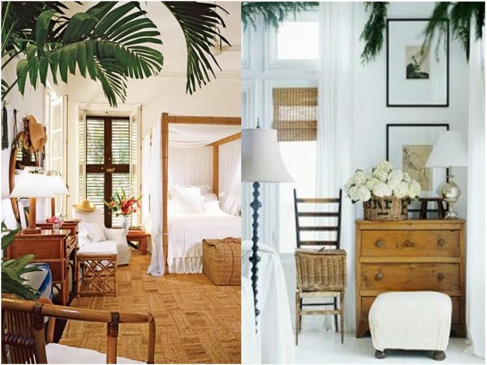 Consigue un dormitorio de estilo colonial en 7 pasos - Decoracion natural interiores ...