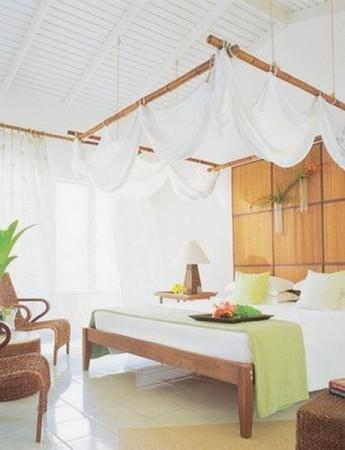 Influencias de los dormitorios de estilo colonial