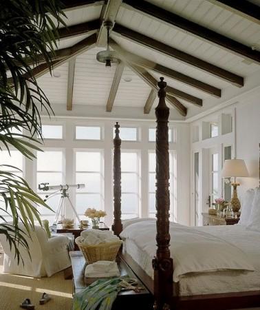 Dormitorios estilo colonial