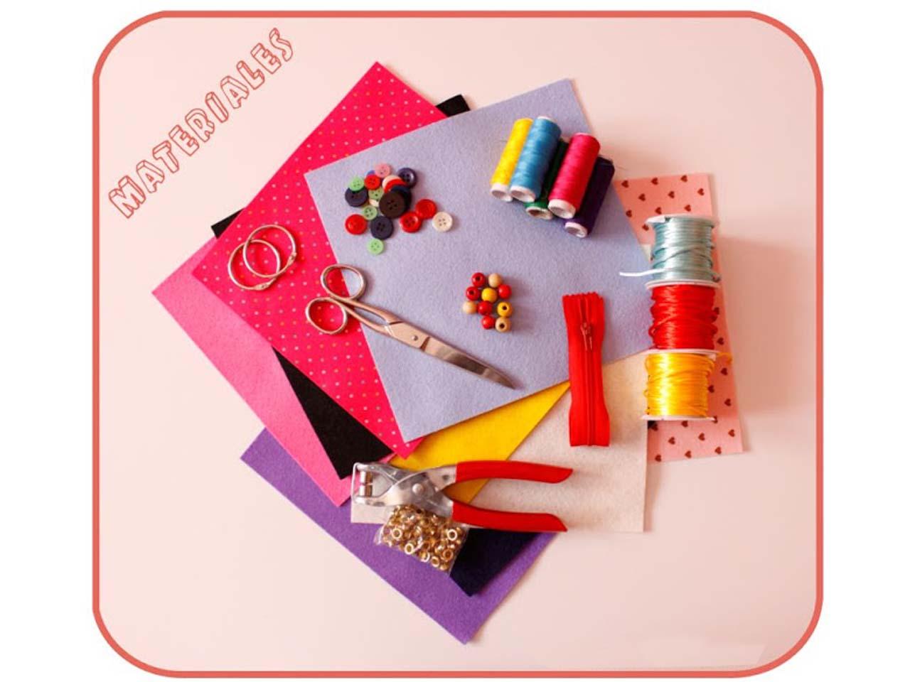 12 manualidades molonas de decoraci n infantil con fieltro for Libros de decoracion