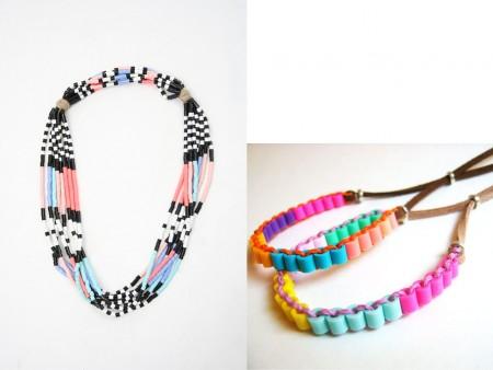 pulseras de colores de hama beads