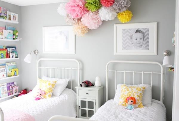 6 tips de decoración de habitaciones infantiles compartidas