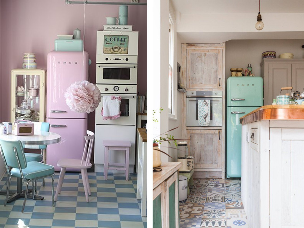 Las 6 claves para una decoraci n vintage americana for Decoracion piso vintage