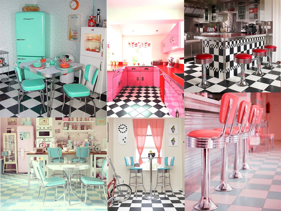 Las 6 claves para una decoraci n vintage americana for Ideas decoracion vintage