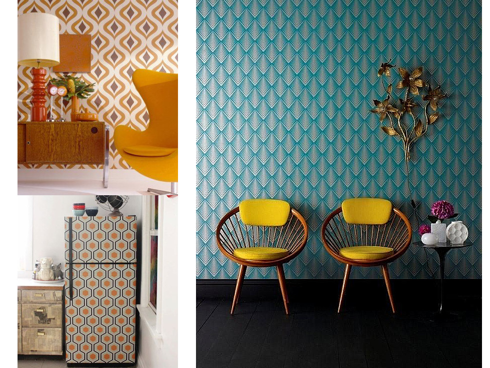 ideas decoracion vintage americana