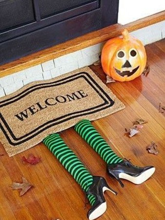 ideas originales para decorar en Halloween