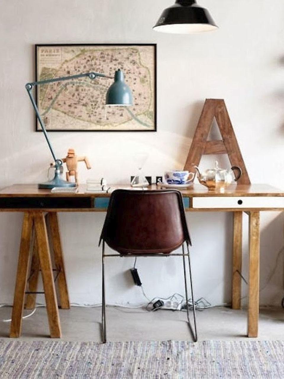 20 ideas de decoraci n con letras para todos los gustos - Madera para decoracion ...