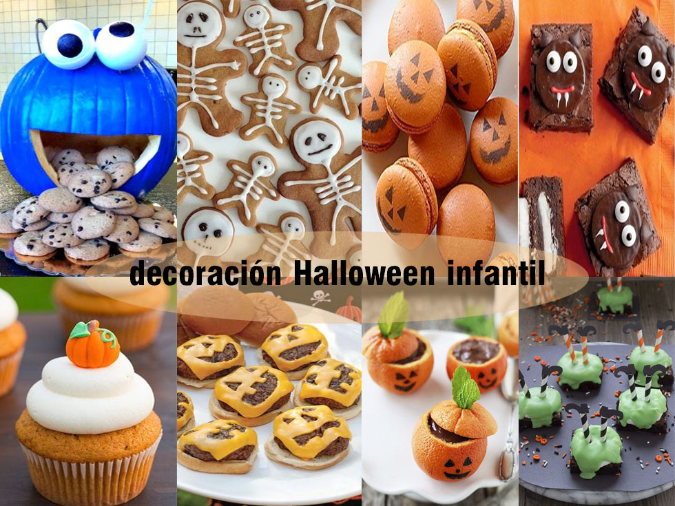Las 9 mejores ideas de decoraci n de halloween infantil - Decoracion halloween infantil ...