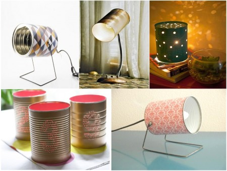 reciclar y decorar latas de conservas