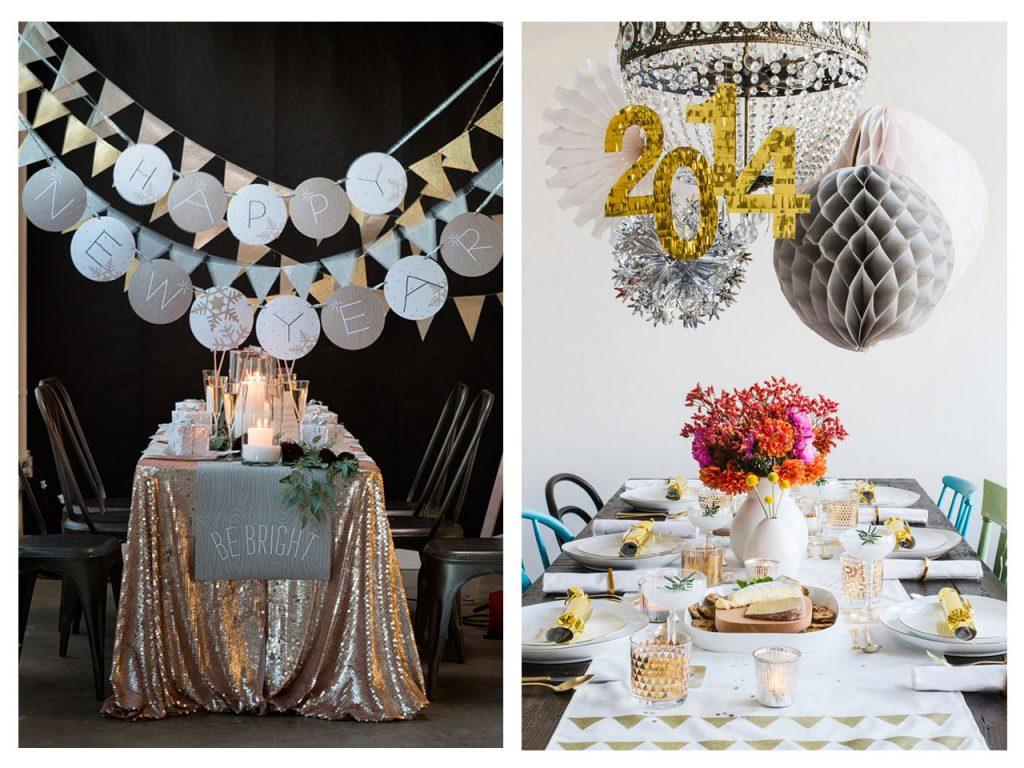 decoracion para fin de año low cost