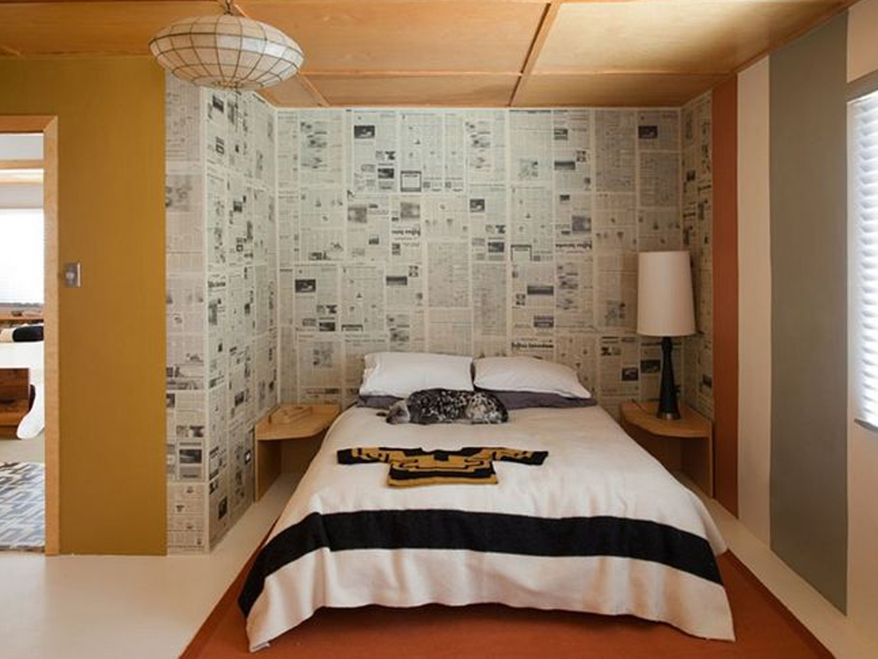 Decorar con revistas - Como decorar pared con fotos ...