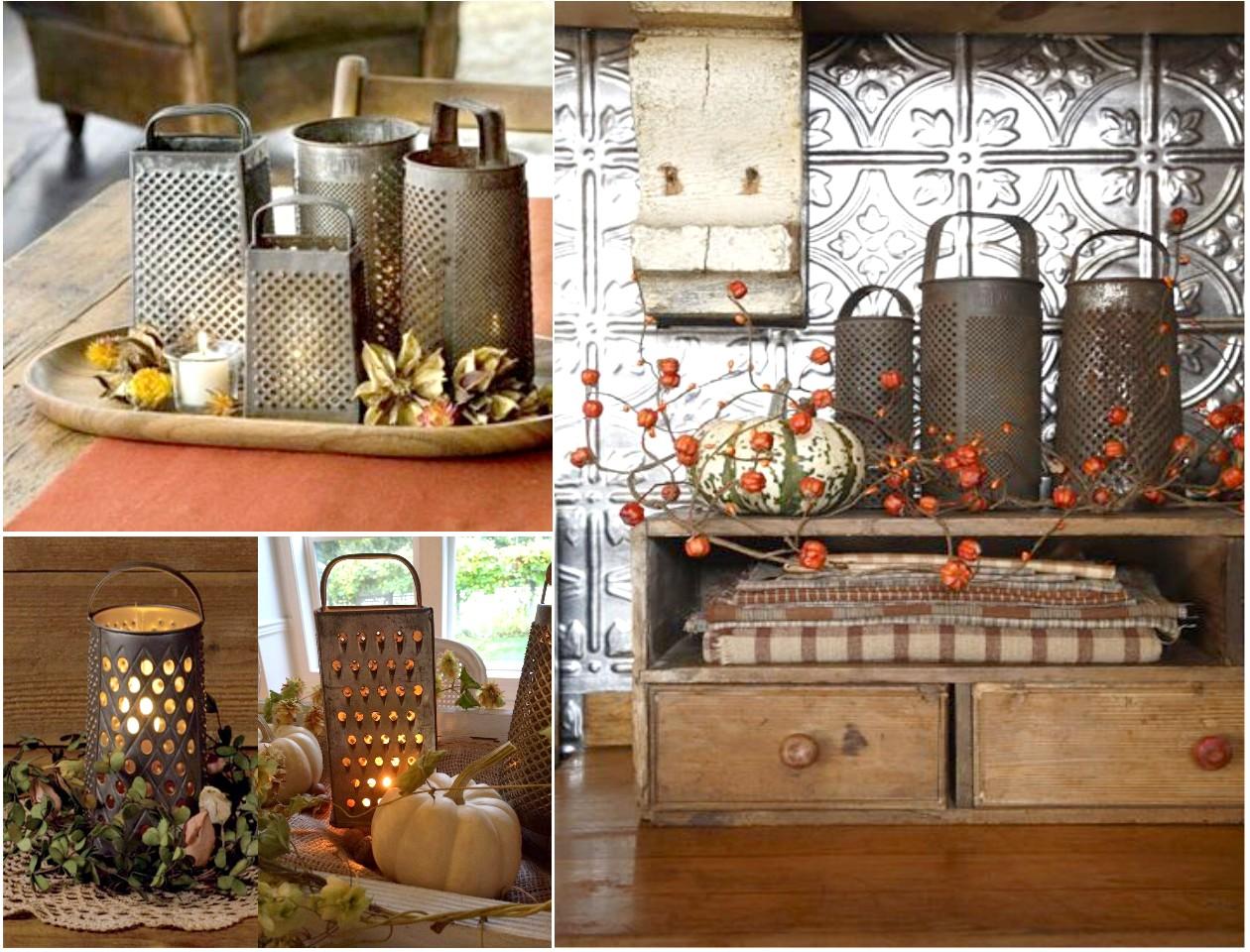 10 cosas originales para decorar tu mesa esta temporada - La casa vintage ...
