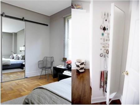 dormitorios con vestidor abierto