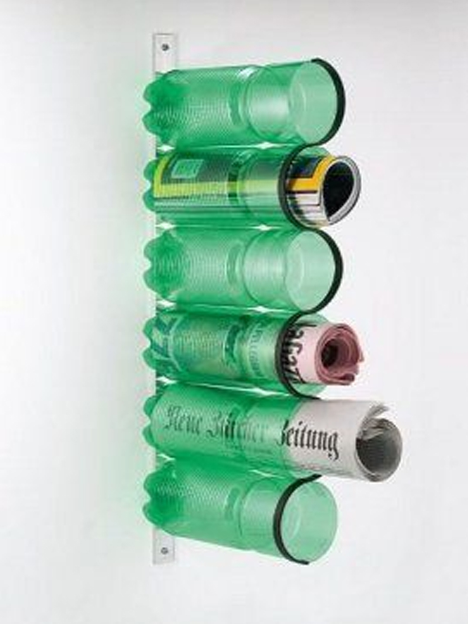 70 ideas de reciclaje con botellas de pl stico for Organizadores de plastico