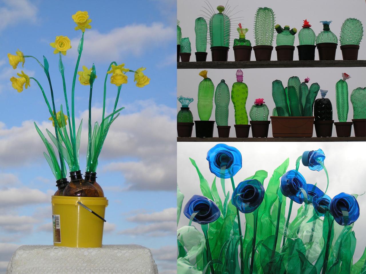 70 Ideas De Reciclaje Con Botellas De Plastico