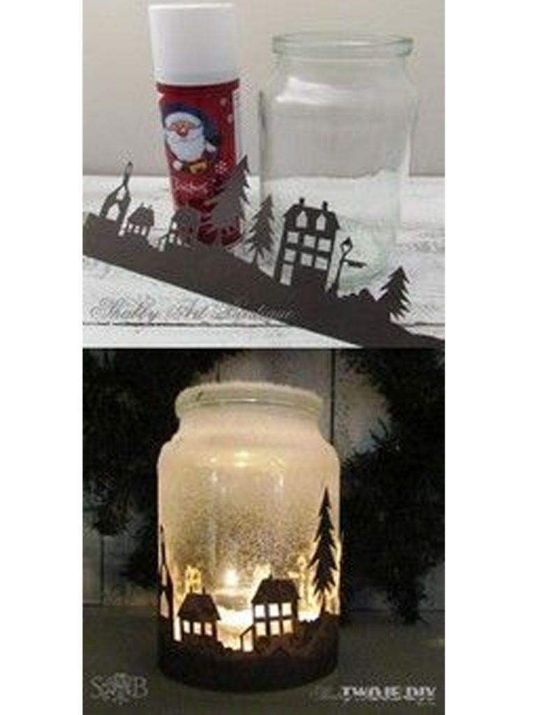 ideas de manualidades de decoracion navideña