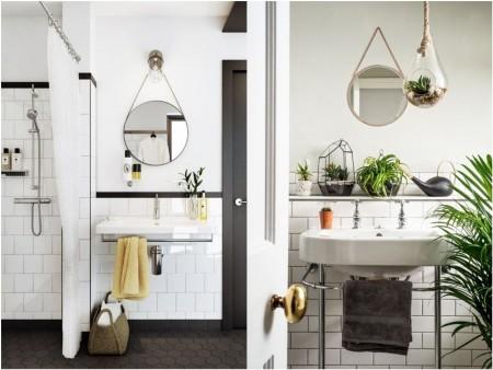 decoración de baños clasicos