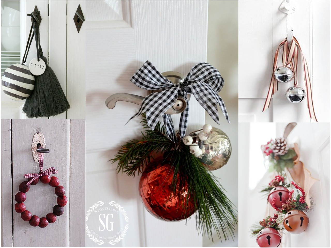 ideas de decoracin navidea para baos
