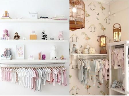 cómo decorar una habitación de futuro bebé