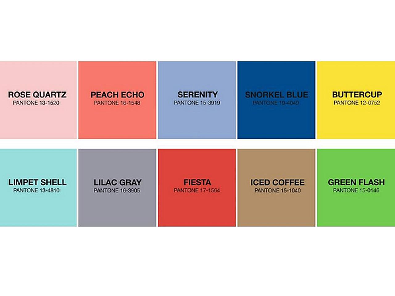 Tendencias colores 2016 el a o de la serenidad for Colores de pintura de moda 2016