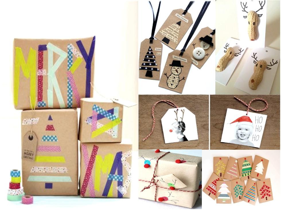 7 ideas originales para envolver regalos - Envolver regalos original ...