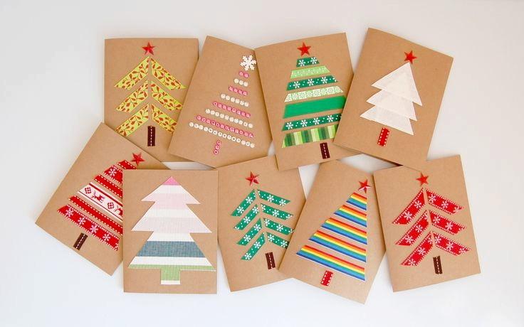 7 ideas originales para envolver regalos - Como realizar tarjetas navidenas ...