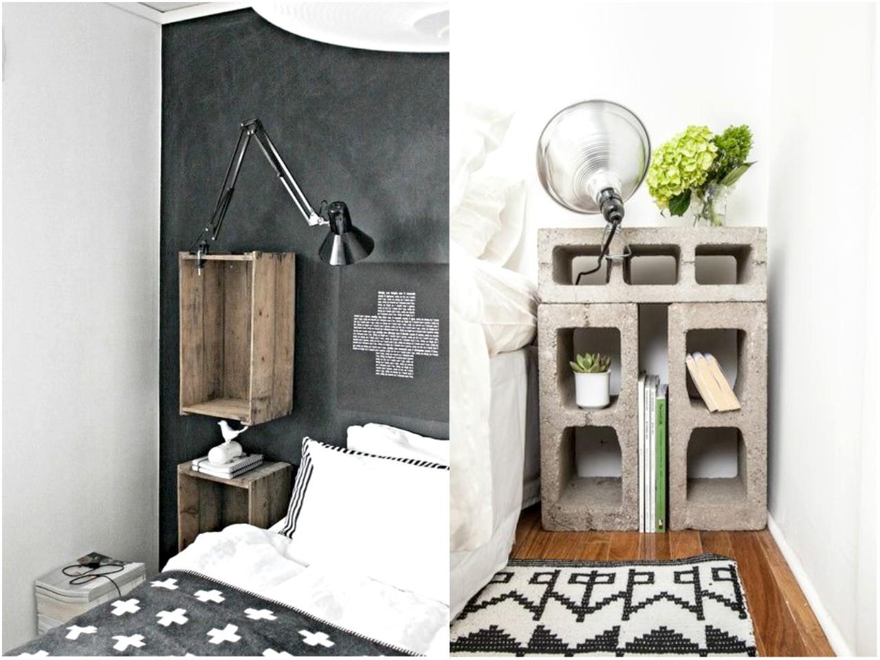 Dormitorios estilo industrial en 7 sencillos pasos for Programa para decorar habitaciones