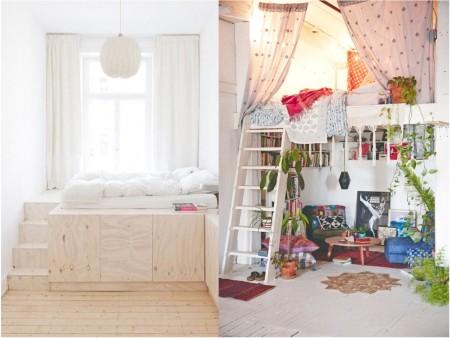 decoración en habitaciones pequeñas