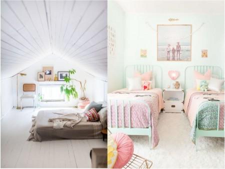 pequeñas habitaciones decoradas