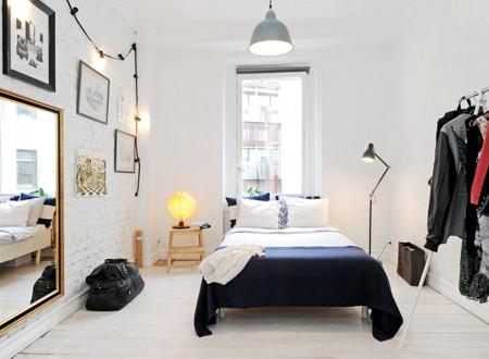 amplitud en habitaciones pequeñas
