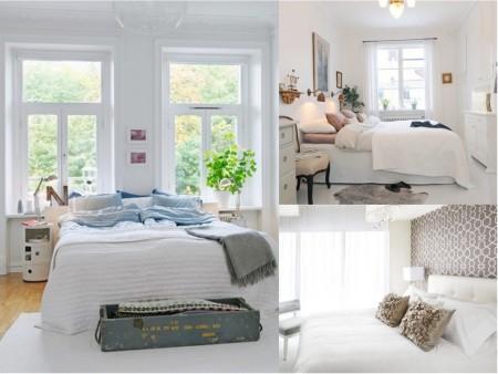 la luz en la decoración de habitaciones pequeñas