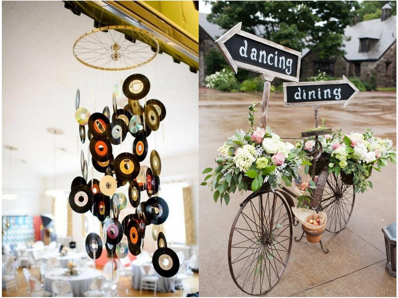 7 originales ideas para reciclar bicicletas