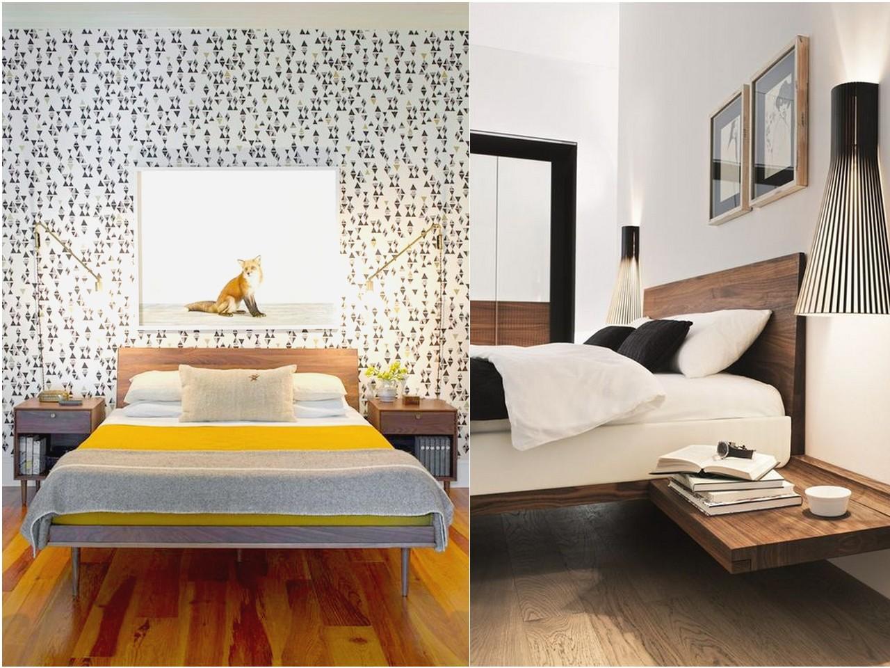 Decoración Dormitorios 2017 Camas De Colores Oscuros