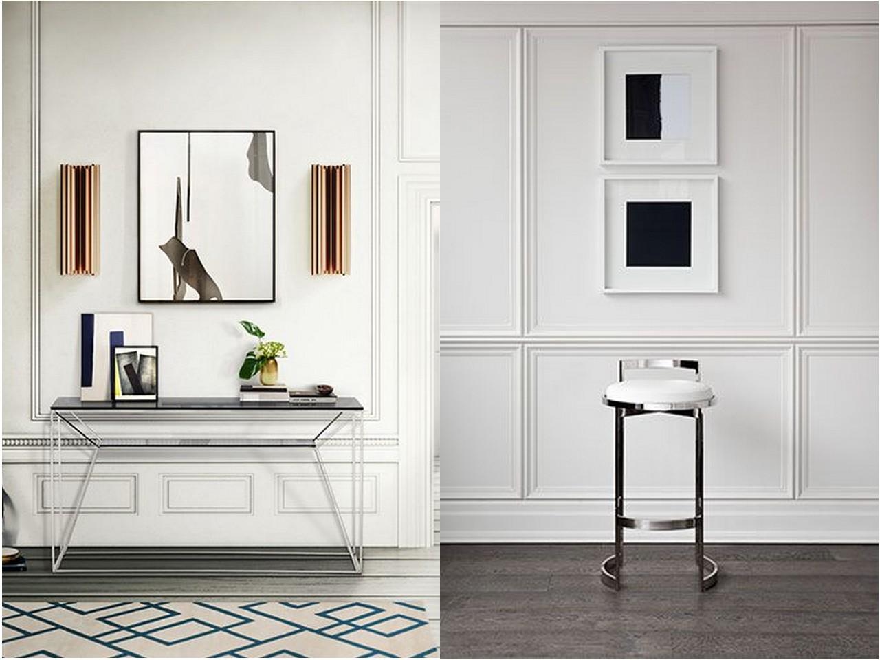 La decoraci n con molduras en casa vuelve a ser tendencia - Molduras de escayola modernas ...