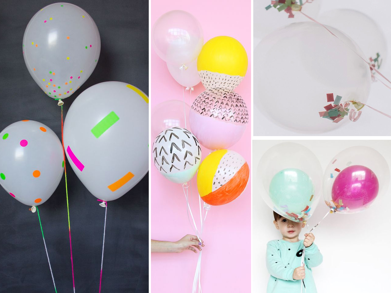 descubre c mo decorar con globos con estas fant sticas ideas