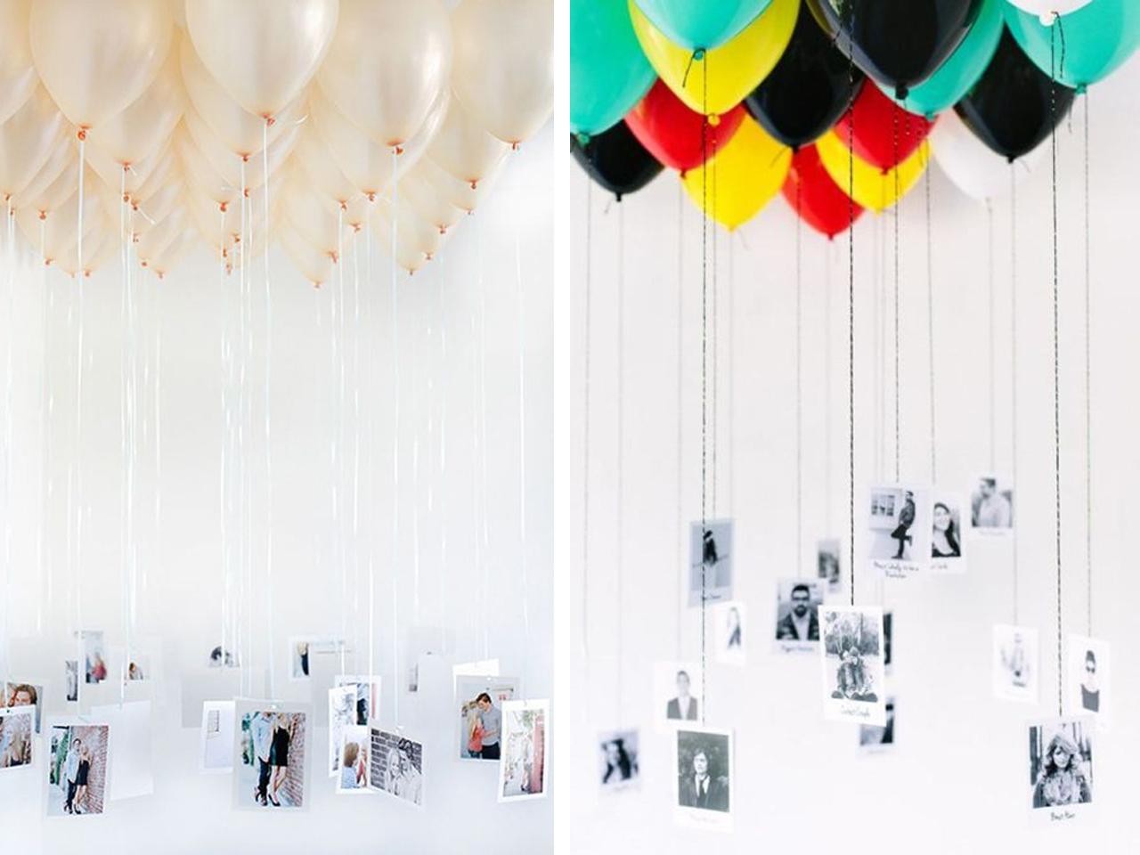 Descubre c mo decorar con globos con estas fant sticas ideas - Fotos para decorar ...