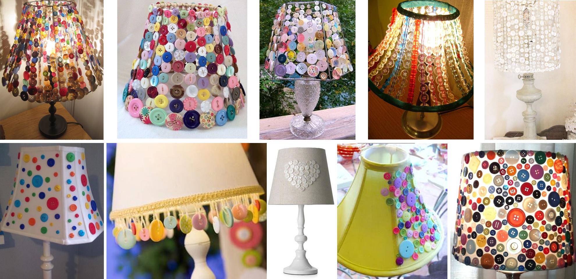 15 originales ideas para la decoraci n con botones - Manualidades practicas para regalar ...
