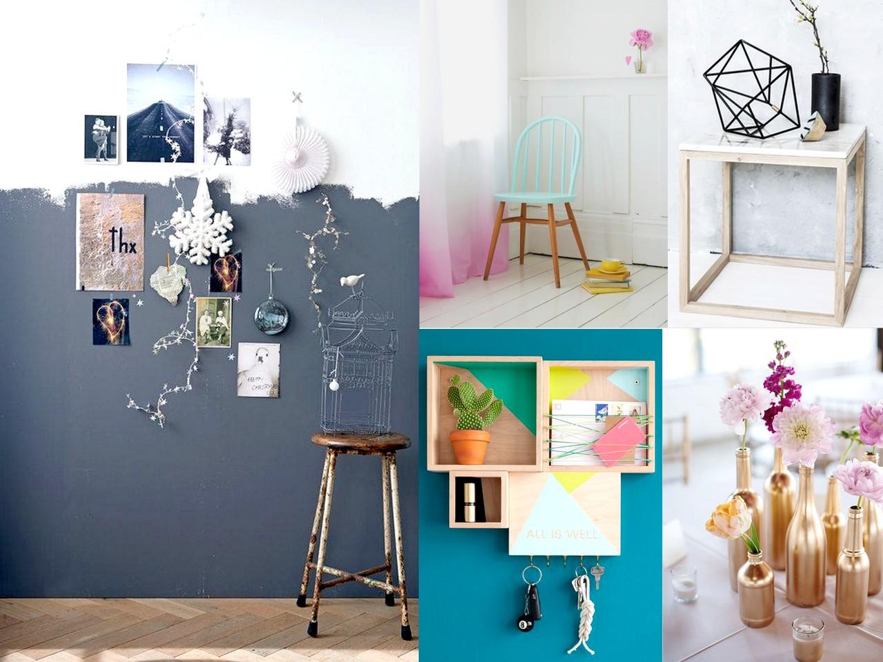 7 ideas para decorar con poco dinero el sal n de tu casa ForDecorar Una Casa Con Poco Dinero