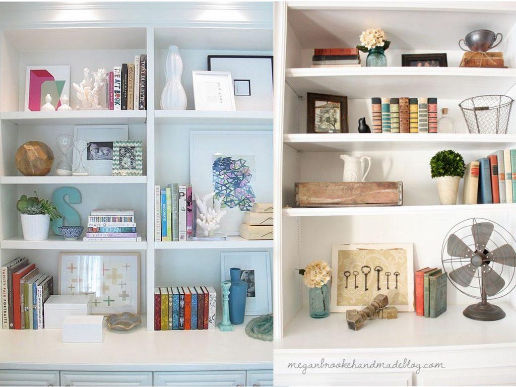 ordenar libros de forma original