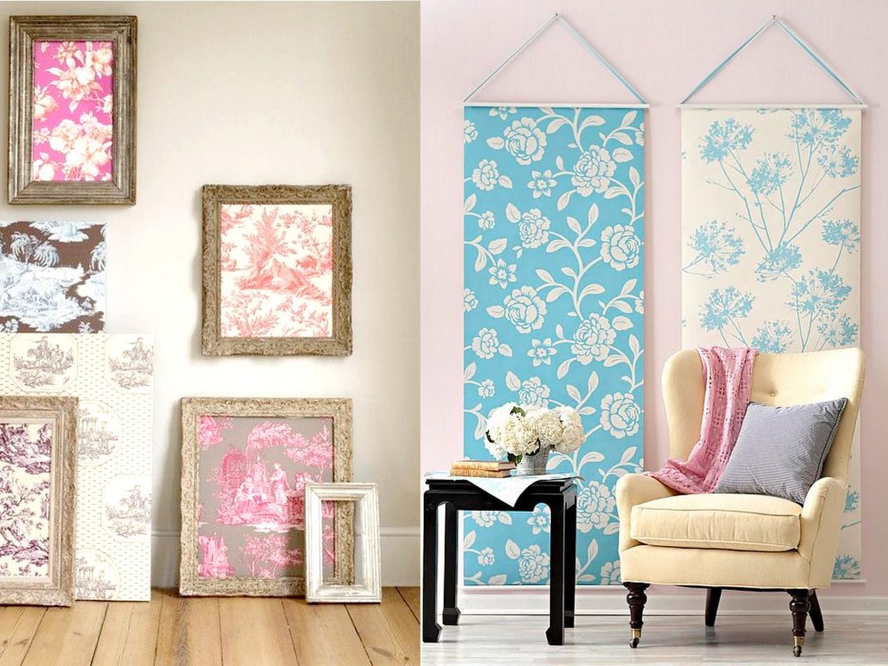 7 ideas para decorar con poco dinero el sal n de tu casa - Como decorar un salon barato ...