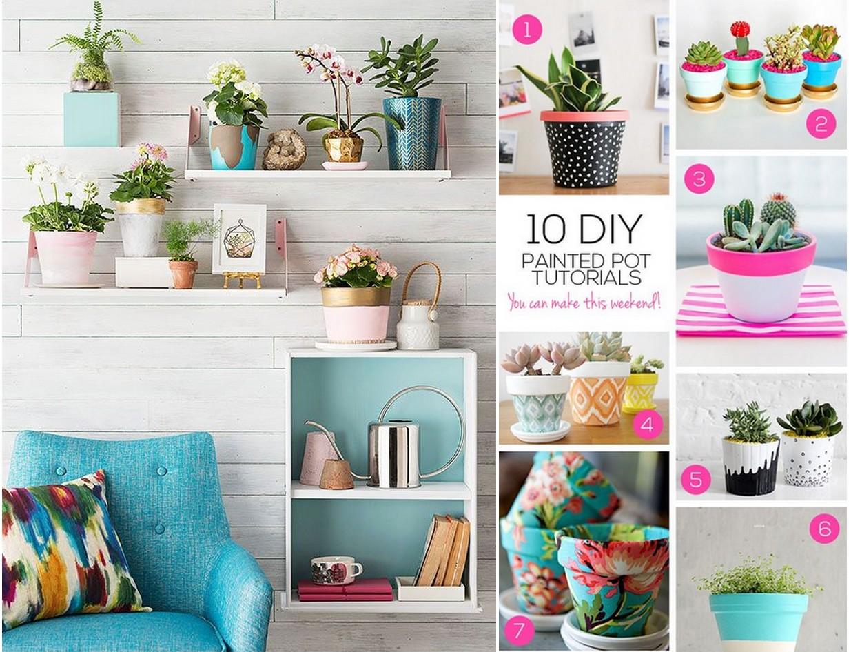 7 ideas para decorar con poco dinero el sal n de tu casa for Decoracion de casas con objetos reciclados