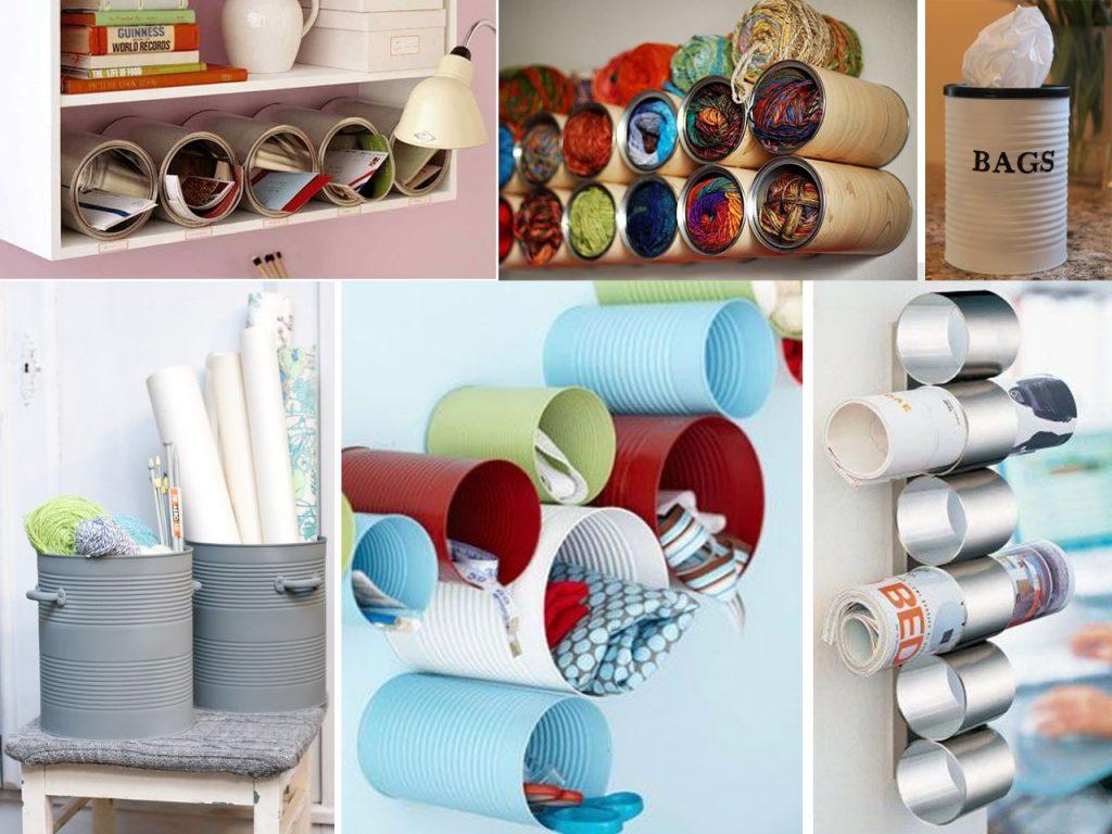 Reciclaje de latas aluminio reciclar refrescos manualidades.